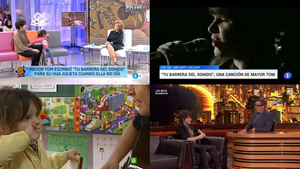 MAYOR TOM tvs redes