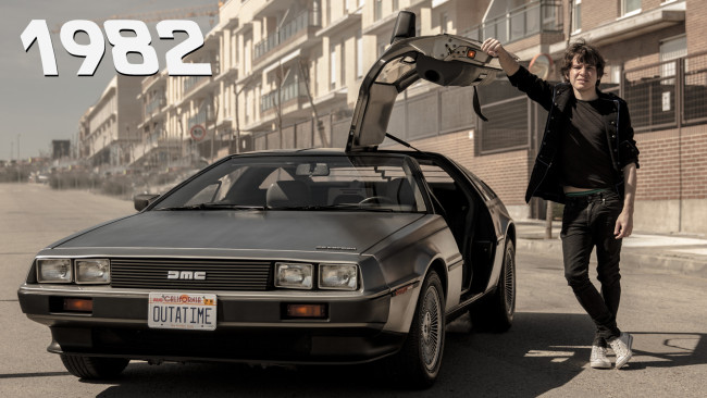 1982 - Crowdfunding para rodar un Fan Movie de Back to the Future