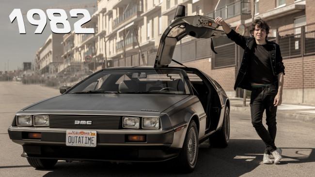 1982 - Crowdfunding para rodar un Fan Movie de Back to the Future